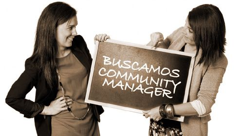 Buscamos Community Manager Trabajo