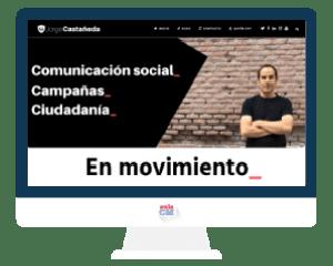 pagina web - Jorge Castaneda