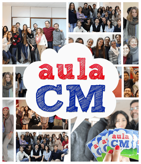 Collage alumnos AulaCM