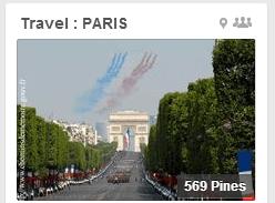 AIR FRANCE en Pinterest