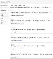 Google Fonts2