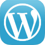 Wordpress Logo Redes sociales