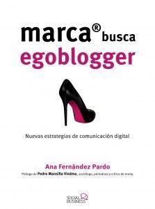 Libro Marca busca egoblogger