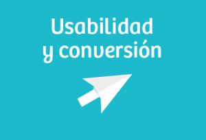 usabilidad y conversion