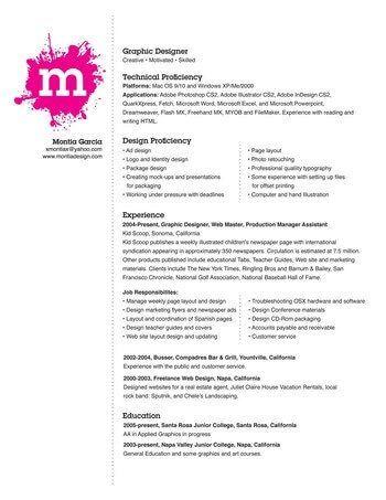 E Curriculum Plantilla Ejemplo  Modelos De Resume