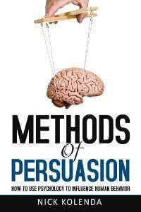 methods of persuasion kolenda