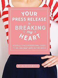 your press releaase is breaking my heart