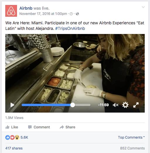 campaña airbnb