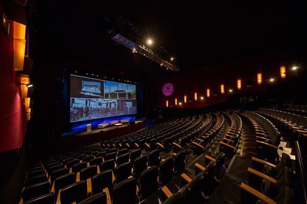 teatro goya auditorio