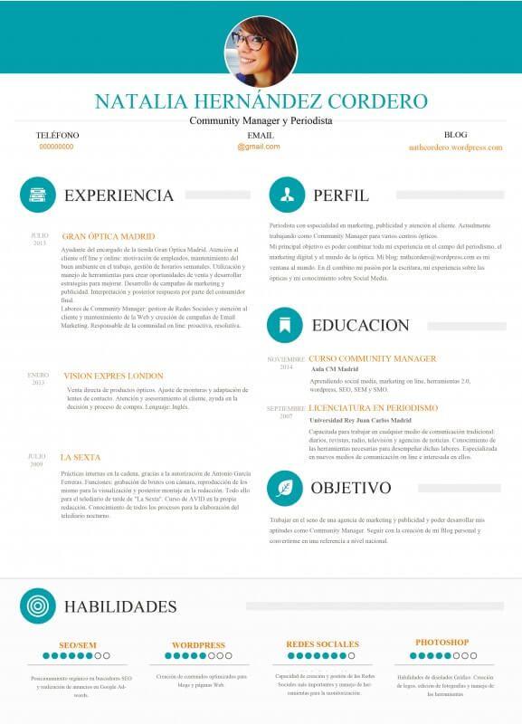 Como Hacer Y Escribir El Mejor Curriculum Vitae 20 Consejos