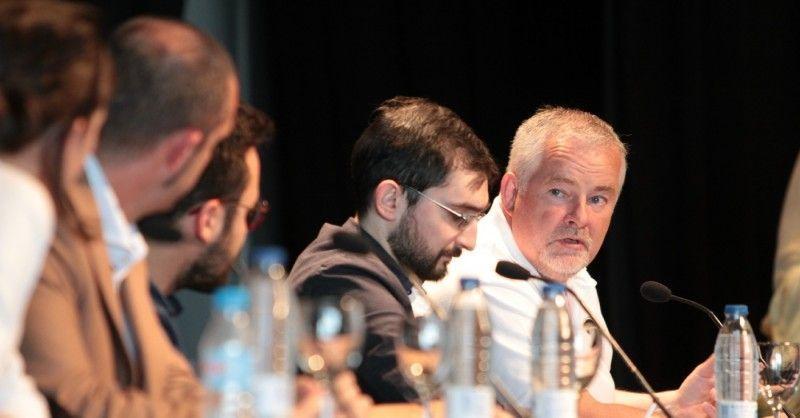 Peter Boland debate Reunión de Agencias