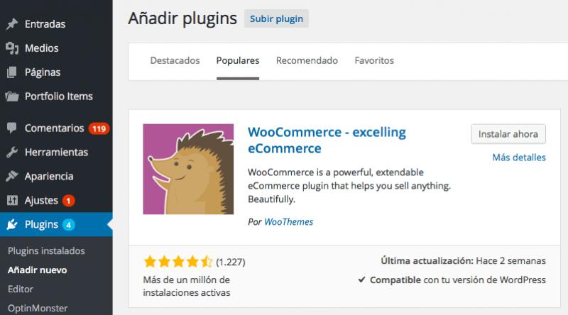 Cómo crear una tienda online con WordPress: GUÍA WooCommerce 2018