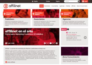 Marketing de afiliación los mejores resultados con affilinet