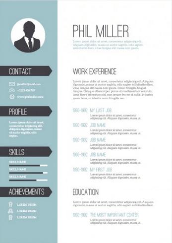 11 Modelos De Curriculums Vitae 10 Ejemplos 21