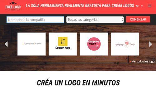 cómo diseñar un logo gratis