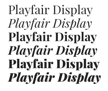 Las 40 Mejores Google Fonts Para Mejorar El Diseno De Tu Pagina Web