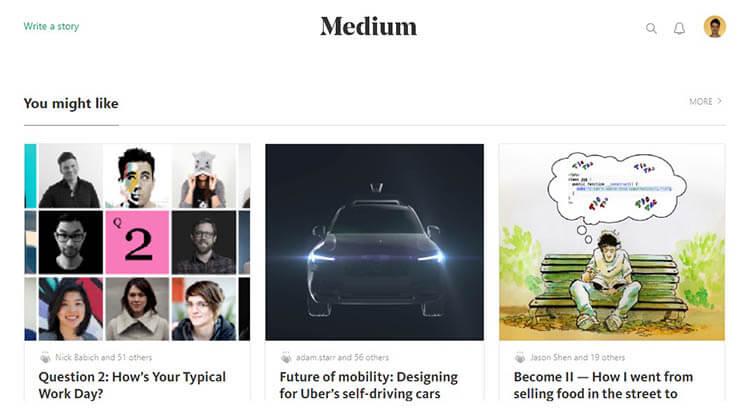plataformas para crear un blog gratis medium