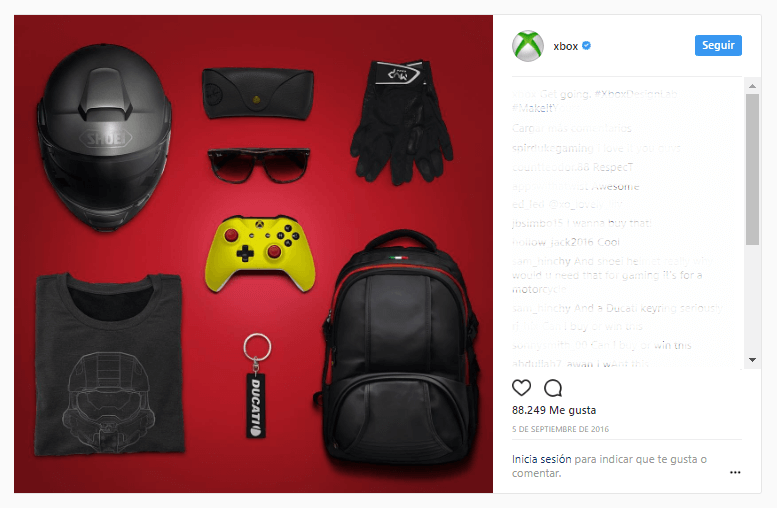 campañas instagram