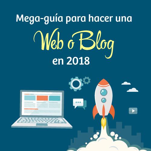 Hacer Web o Blog
