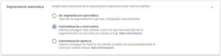 segmentacion-automatica-adwords