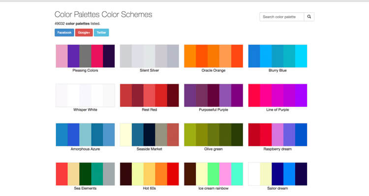 15 herramientas para elegir gama de colores para diseño gráfico y web