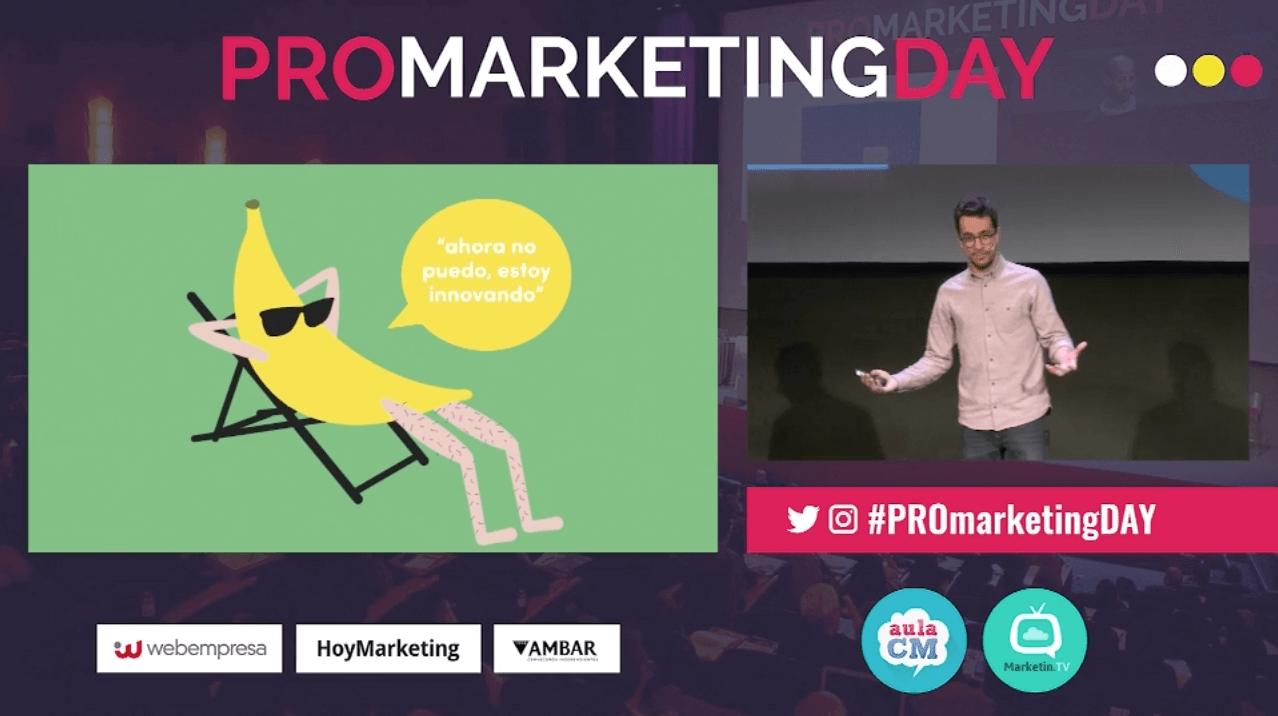 innovar en marketing de contenidos -Lucas García